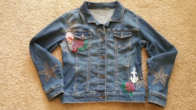Basic to Trendy- Patches!