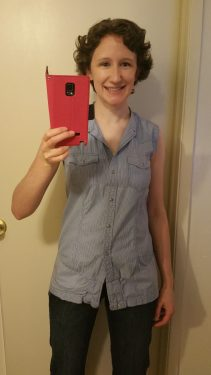 Adding Length to a Western Shirt
