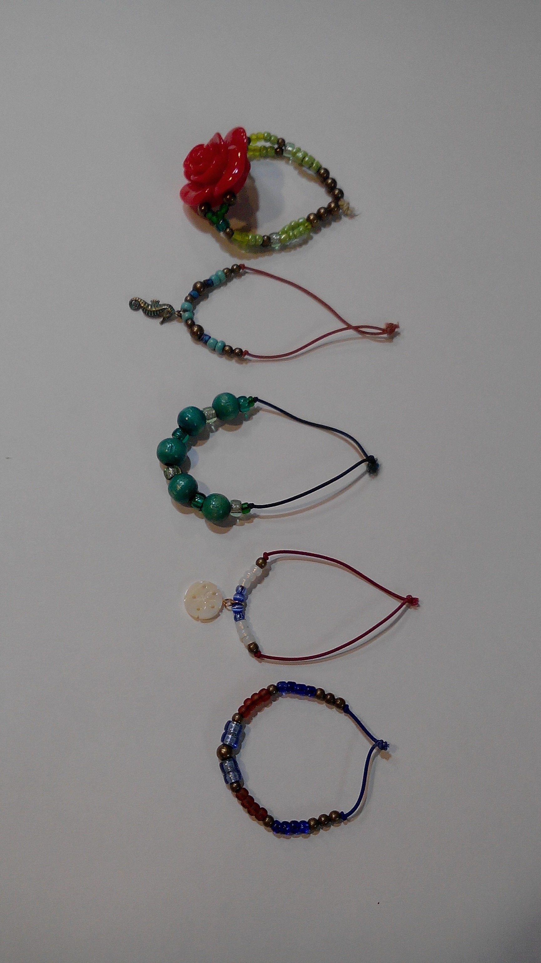 Elastic Jewelry: Beautiful and Easy!