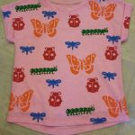 Bug Crazy: Stamped T's for Kids and Babies
