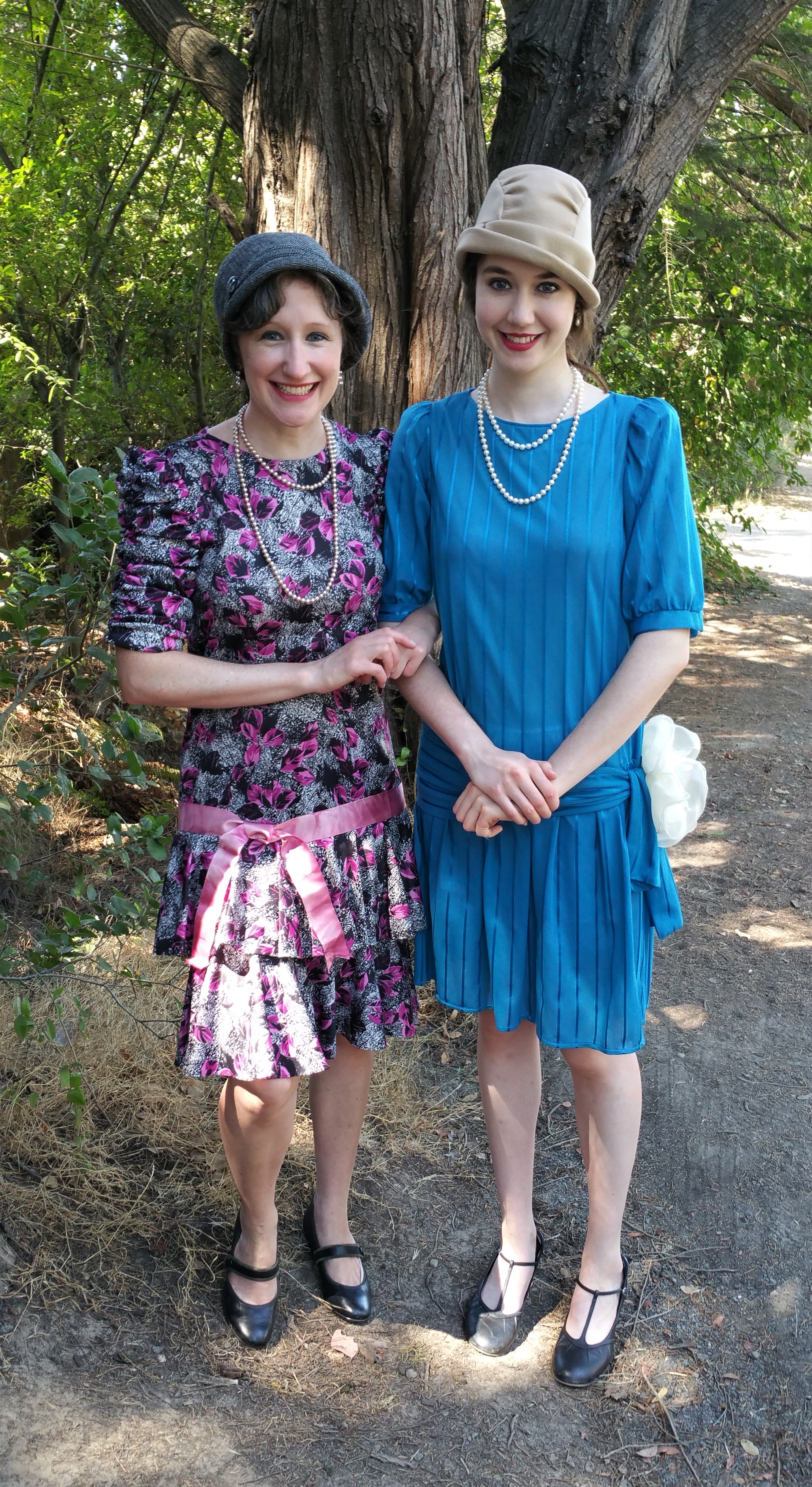 Costume Time: 1920's Style!