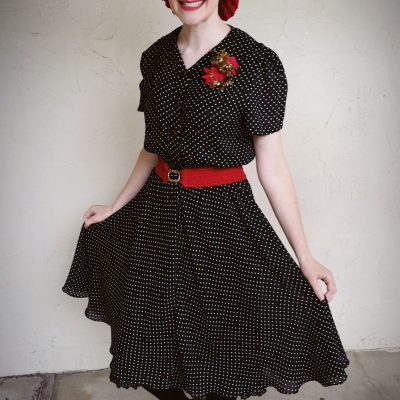 Holiday Accessories: 1940's Style!