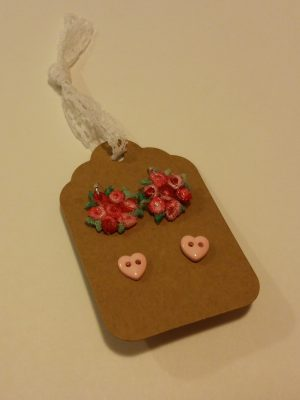 Nifty Gifties: Galentine's Day Earrings