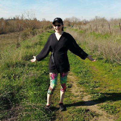 Fashion Challenge: Refashioned Sweatshirts