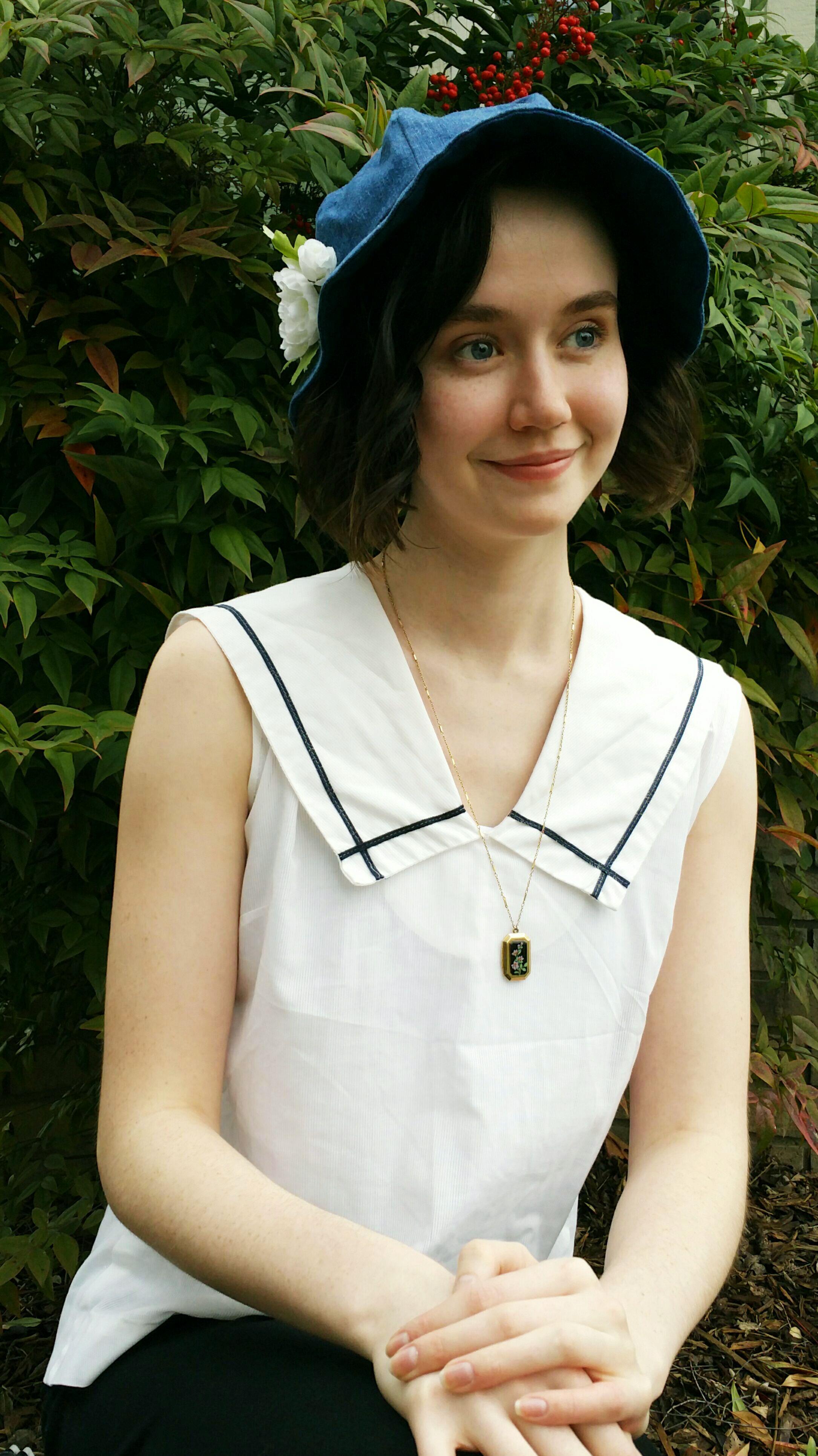 Vintage Hat Patterns: 1920's