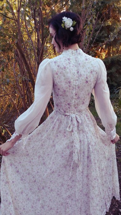 Mother's Day Tribute: Mom's Gunne Sax Dresses
