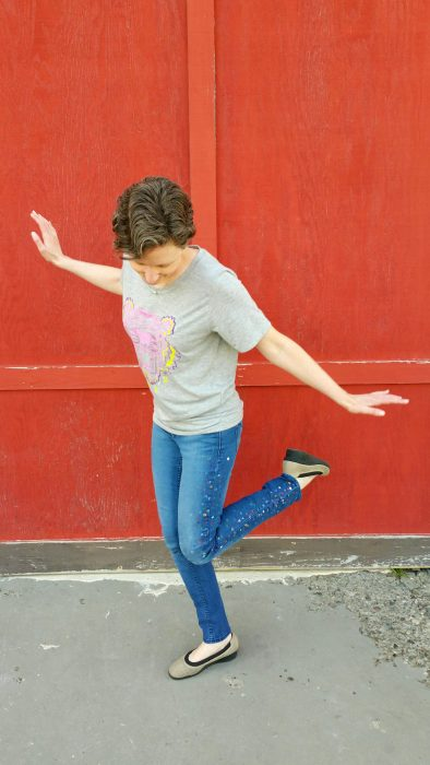 Summer Jeans Makeover!
