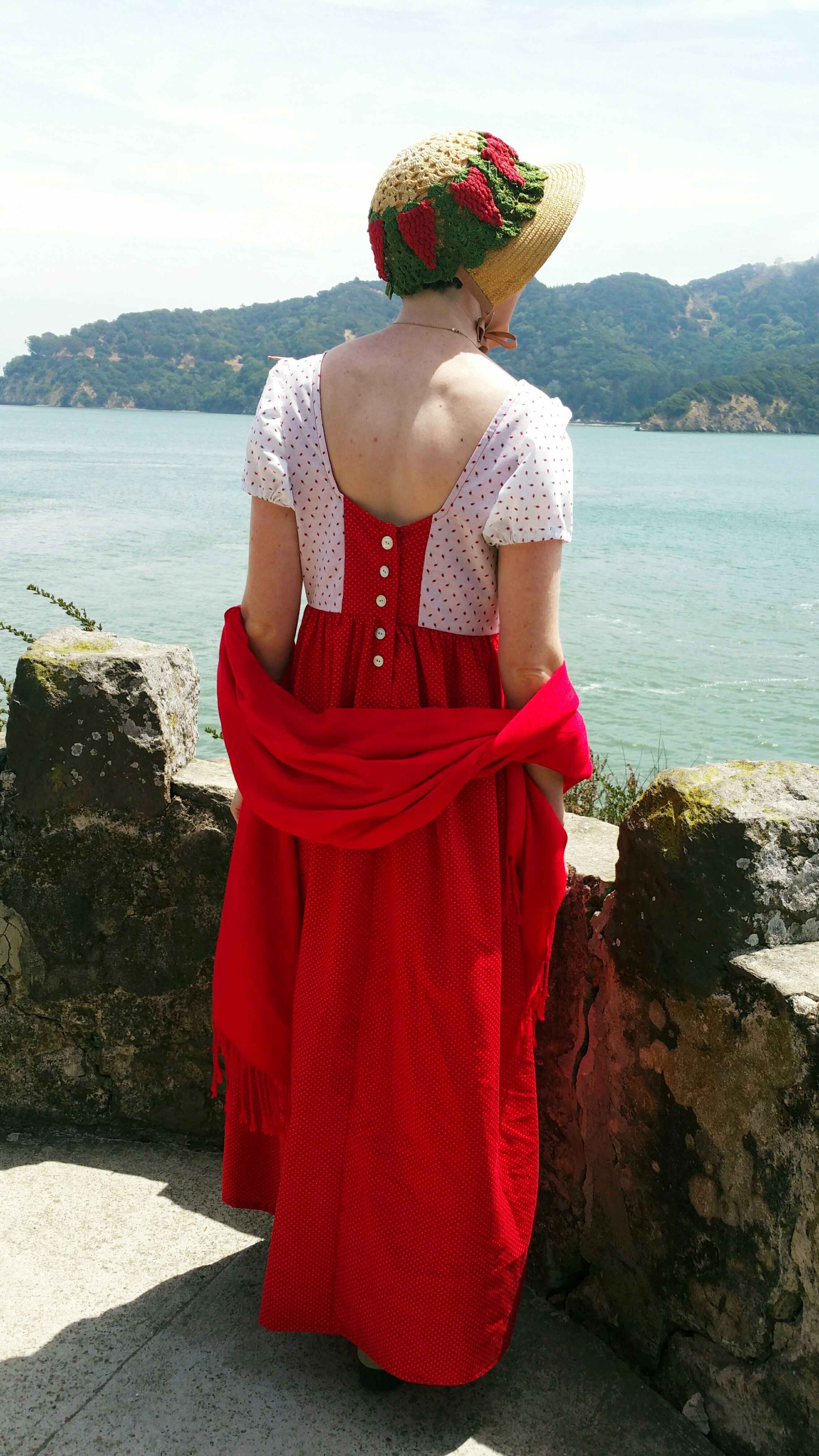 Sewing Journey: Regency-Inspired Costume
