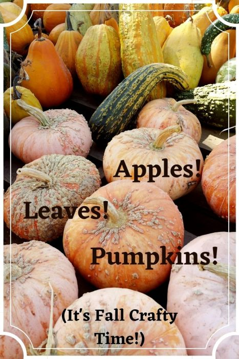 Apples! Leaves! Pumpkins!