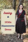 Costume or Clothing: 1930s Hooverette Dress