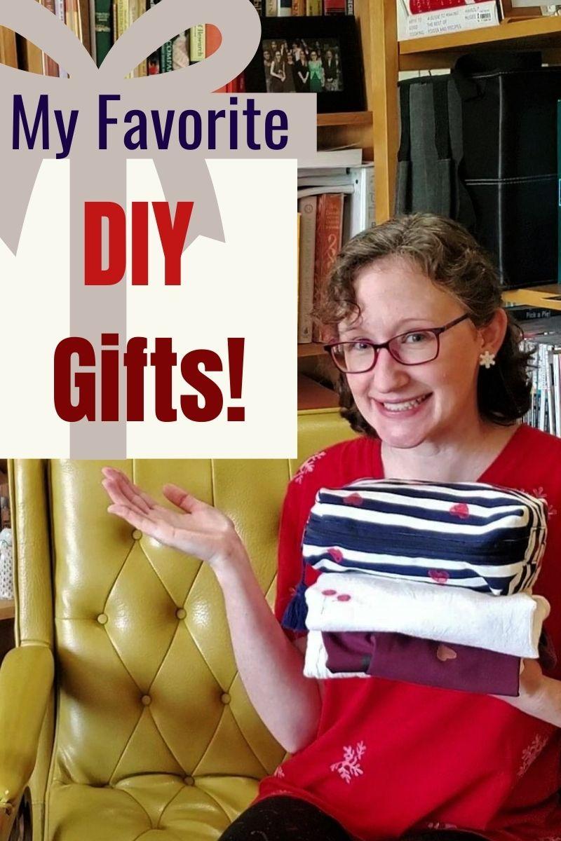 Nifty Gifties: Favorite DIY Gifts!