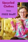 Upcycled Clothes from FREE Stuff: January Edition