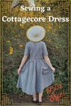 Sewing a Cottagecore Dress: 1950s Style!